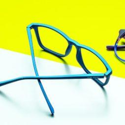 brillenopeenrij