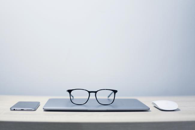 computer bril vergoeding